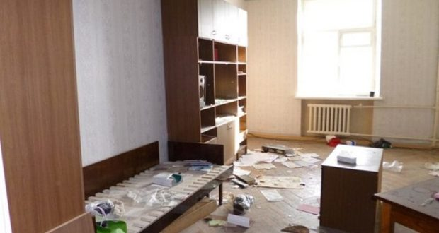 В Ялте квартирант обокрал хозяйку. Вынес из дома почти всё