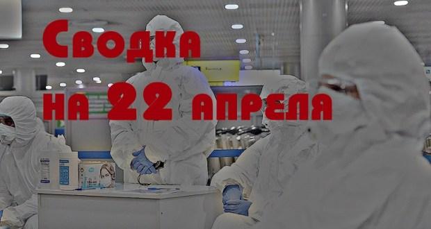 В России выявлено 5 236 новых случаев COVID-19. Из них 6 – на Крымском полуострове