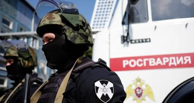 МВД и Росгвардия берут под охрану 7-ю горбольницу в Симферополе