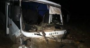 В Крыму будут судить виновных в гибели и травмировании пассажиров рейсового автобуса