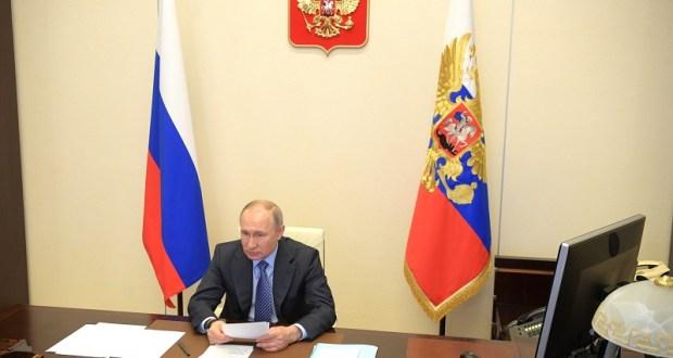 Сегодня Президент снова обратится к гражданам России