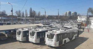 С 6 апреля из Симферополя до Ялты и Алушты можно добраться на троллейбусе