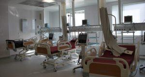 Коронавирус: в центре им.Н.А. Семашко в Симферополе подготовлены реанимационные места с аппаратами ИВЛ