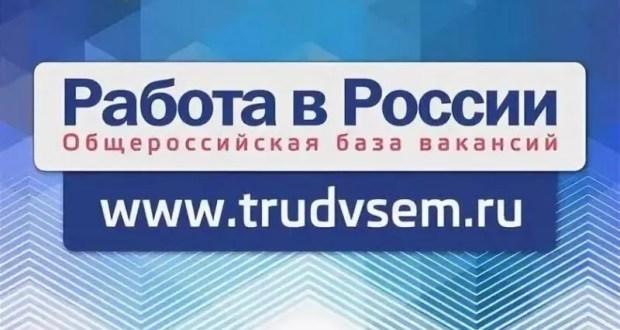 На портале «Работа в России» открыта возможность дистанционного обращения в Центры занятости
