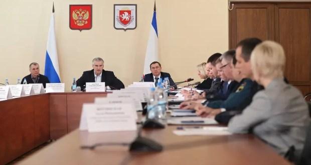 Как проводится дезинфекция в городах Крыма