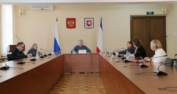 Сергей Аксёнов: все республиканские меры поддержки бизнеса будут синхронизированы с федеральными