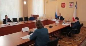 В Ленинском районе Крыма массово игнорировали режим «самоизоляции»