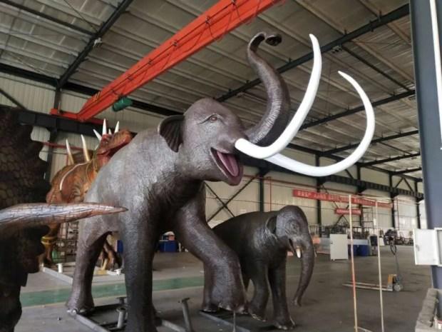 """После карантина к пещере """"Таврида"""" доставят фигуры древних животных"""