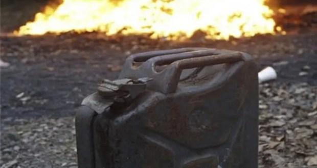 ЧП в Сакском районе: шалость с канистрой бензина уложила в больницу с ожогами четверых детей