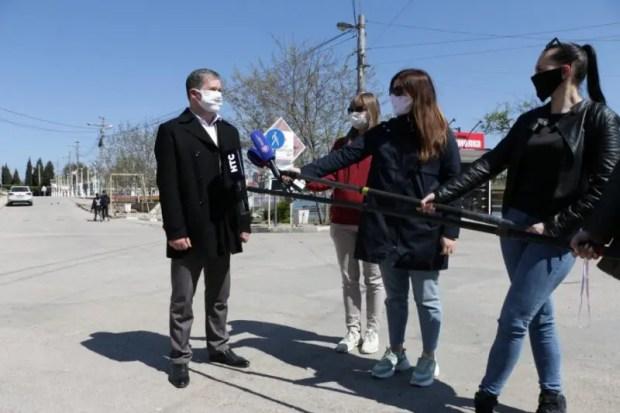 В Севастополе составлено 413 протоколов на нарушителей режима «самоизоляции»
