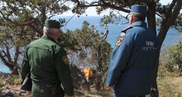На территории Севастопольского лесничества проведен рейд по профилактике пожарной безопасности