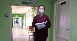 В условиях коронавируса: крымским врачам помогают порядка 140 студентов-медиков КФУ