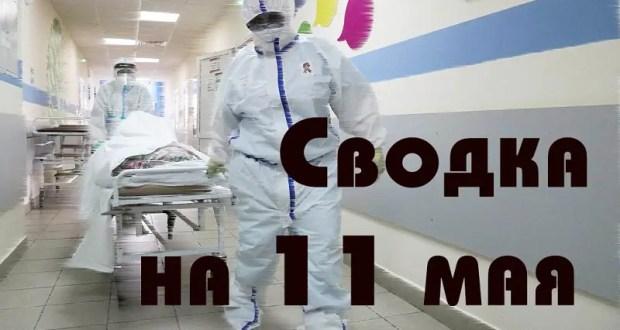 Россия уже на третьем месте в мире по числу заразившихся коронавирусом