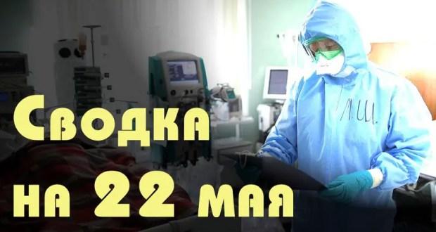 В России за сутки – около 9 тысяч заражений коронавирусом, показатель – стабильный