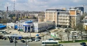 Движение междугороднего транспорта в Крыму полностью приостановлено до 11 мая