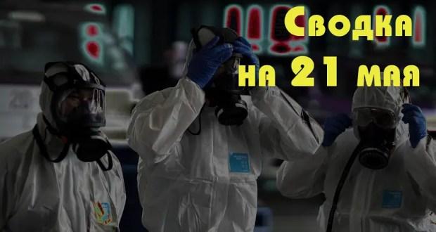 В России коронавирус за сутки нашли еще у 8 849 человек, а ВОЗ уже готовится ко второй волне пандемии