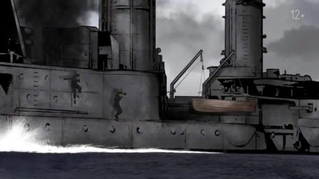 «АиФ» запускает анимационный проект «Дети на пороге смерти». По Крымским событиям военного времени