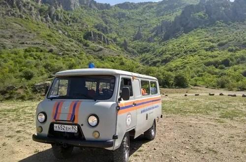 «КРЫМ-СПАС» продолжает патрулирование в горно-лесной местности и на побережье