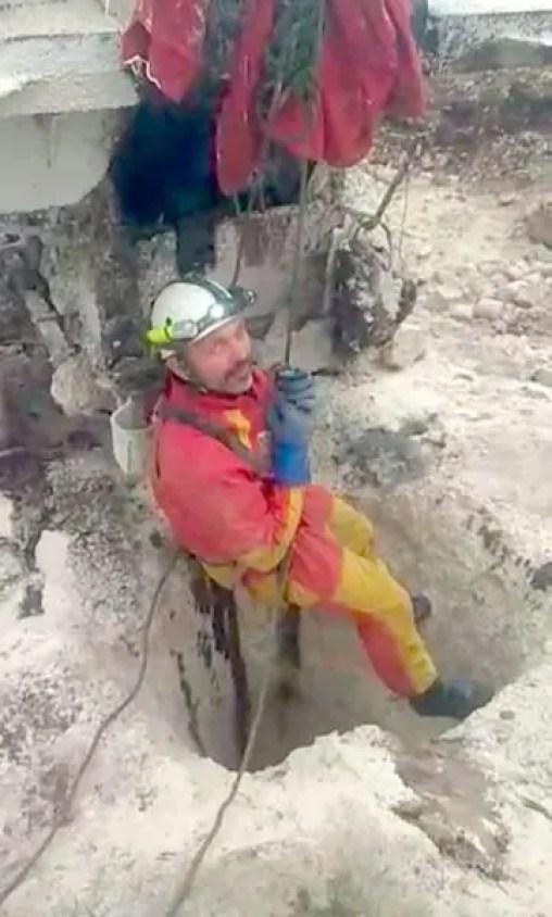 """У крымской пещеры """"Таврида"""" появился ещё один вход"""