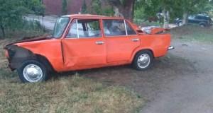 В Симферопольском районе инспекторами ДПС по «горячим следам» раскрыт угон автомобиля