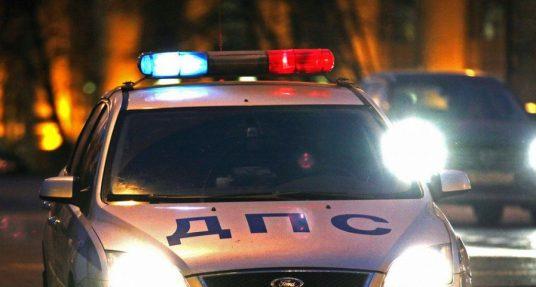 В Первомайском районе Крыма инспекторы ДПС задержали нетрезвого водителя