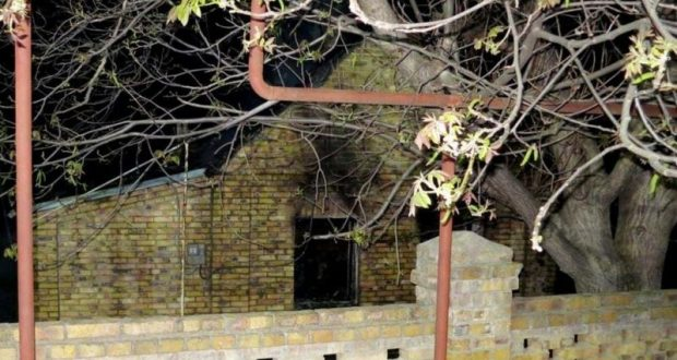 Трагедия в Крыму: на пожаре погибли три человека