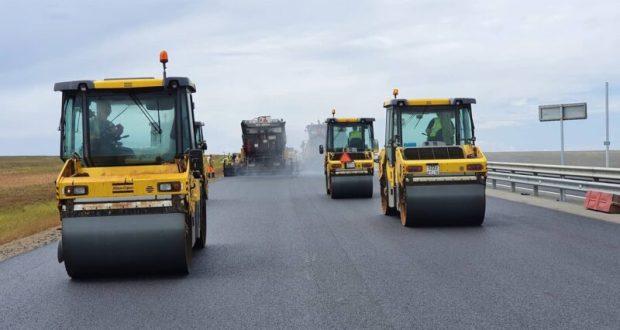 Севастополь определился с подрядчиком 8-го этапа строительства трассы «Таврида»