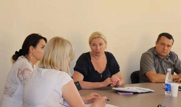Состоялось заседание Попечительского совета Севастопольского социального приюта для детей и подростков