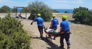 «КРЫМ-СПАС» оказывает помощь туристам