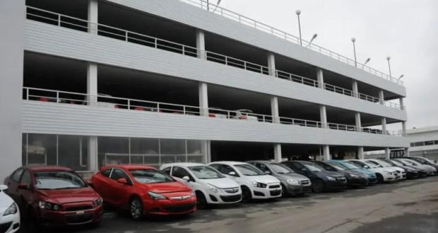 В Большой Ялте появятся многоуровневые парковки. Когда?