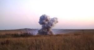Крымские спасатели уничтожили авиабомбы в Керчи и Ленинском районе Крыма