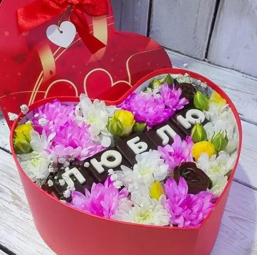 """Миллион алых роз или корзина сладостей в подарок? Один """"клик"""" и... презент в руках адресата"""
