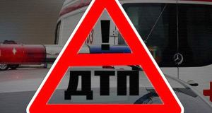 В ДТП в Симферопольском районе пострадала пешеход. Женщина попала под КАМАЗ