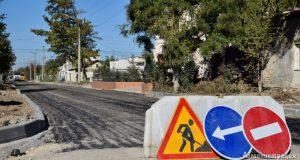 В Евпатории отремонтируют дорожное покрытие на пяти улицах