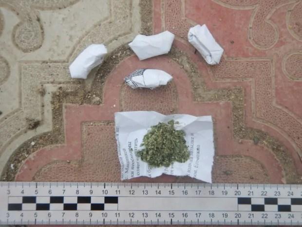В Джанкойском районе задержали наркосбытчика. С поличным
