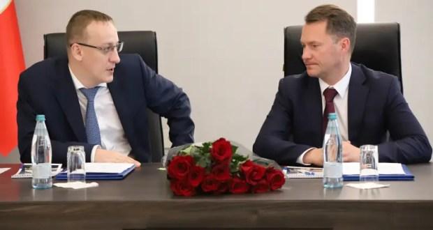 В Севастополе - новый руководитель налоговой службы: Алексей Могила