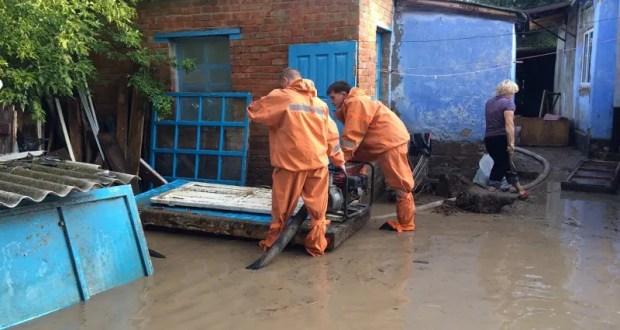Пострадавшим от подтопления крымским сельчанам выплатили более 3,5 млн. рублей