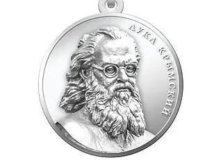 В России учреждены орден Пирогова и медаль Луки Крымского
