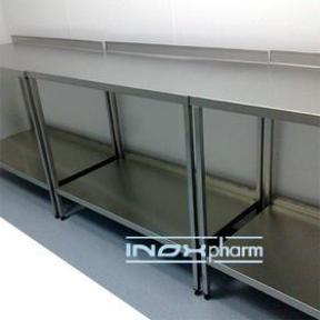 Мебель для чистых помещений – обстановка в «антибактериальном» стиле