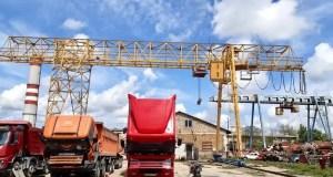 В Симферополе инвестор вложит почти 12 млн. рублей в модернизацию комплекса по переработке металлов
