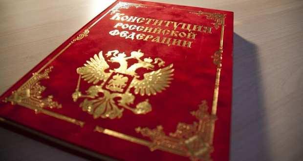 Владимир Константинов призвал крымчан принять участие в голосовании по поправкам в Конституцию РФ