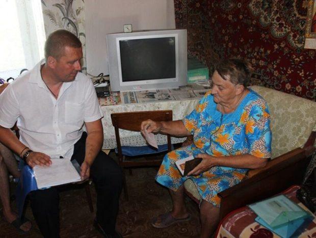 Проект ОД «Доброволец» «Адресная продуктовая помощь» расширяется и «обрастает подробностями»