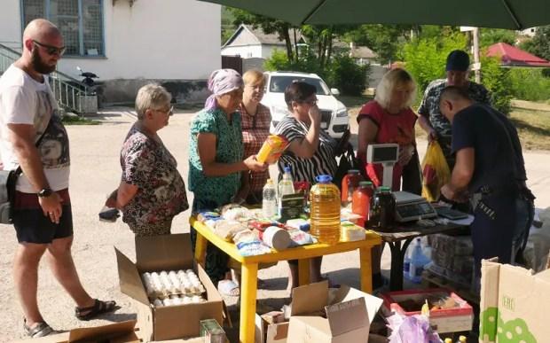 Проект «Продуктовое обеспечение» ОД «Доброволец»: начался второй этап – работа «по заявкам»