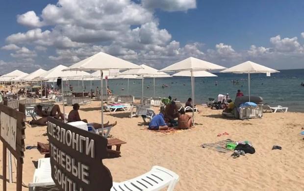 Какие нарушения выявила проверка пляжей в Евпатории и Заозерном