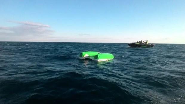 За прошедшие сутки в Крыму зарегистрировано 9 происшествий на воде, спасено… 40 человек