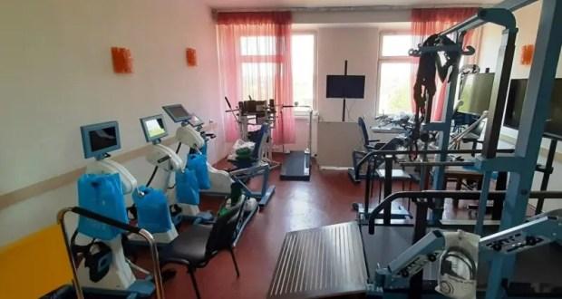 В сосудистое отделение Керченской больницы №1 имени Н.И. Пирогова поступило современное оборудование