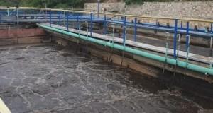 В Форосе ремонтируют глубоководный выпуск очистных сооружений