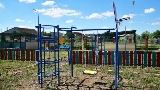 В Джанкое открыли детский сад на 220 мест
