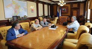 Крым намерен укреплять деловые связи с Тамбовской областью