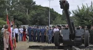 В Керчи прогремел «Залп Победы» в честь героев Великой Отечественной